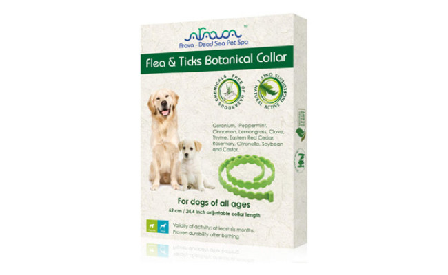 Arava Flea & Tick Prevention Collar For Dogs