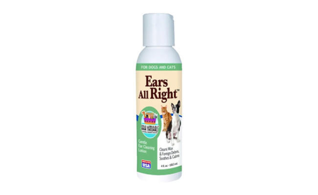 Ark Naturals Ears All Right Ear Cleaning Lotion