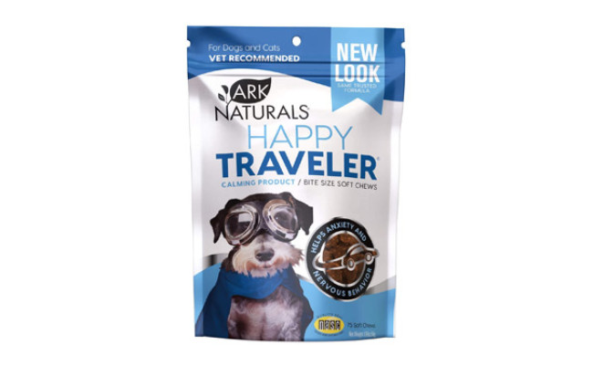 Ark Naturals Happy Traveler Chews