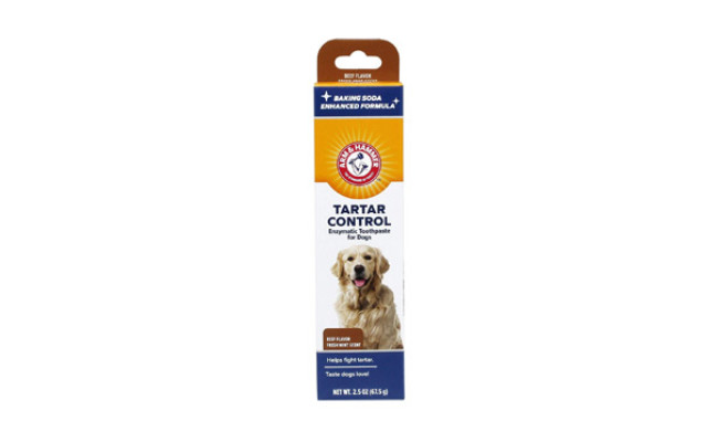 Arm & Hammer Tartar Control Toothpaste for Dogs