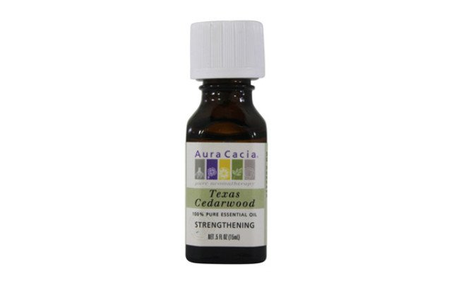 Aura Cacia Cedarwood Essential Oil for Dogs