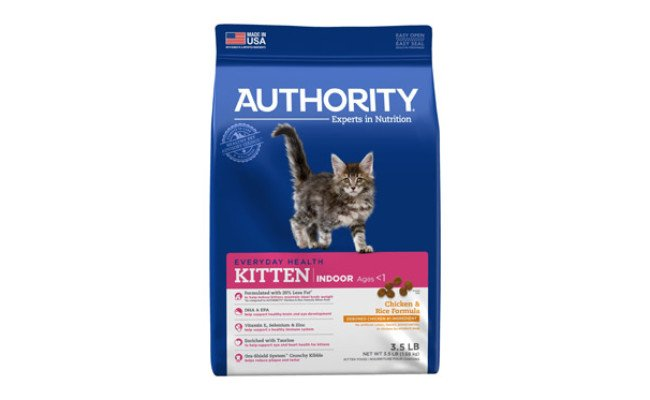 Authority Dry Food for Cats