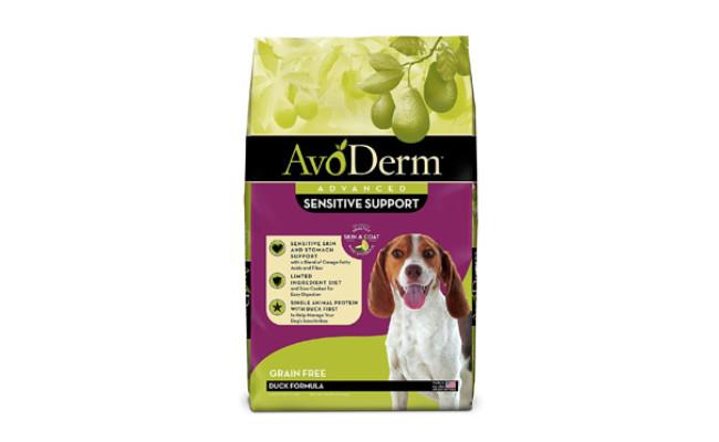 AvoDerm Advanced Sensitive Support Dog Food