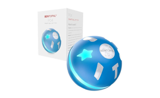 BENTOPAL Interactive Dog Toy Wicked Ball