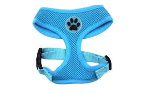 BINGPET Soft Mesh Dog Harness