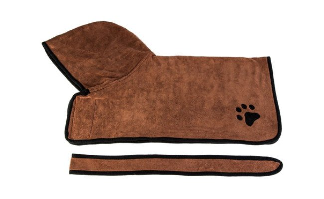 BONAWEN Microfiber Dog Drying Towel