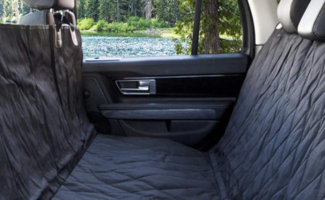BarksBar Luxury Dog Car Seat Cover