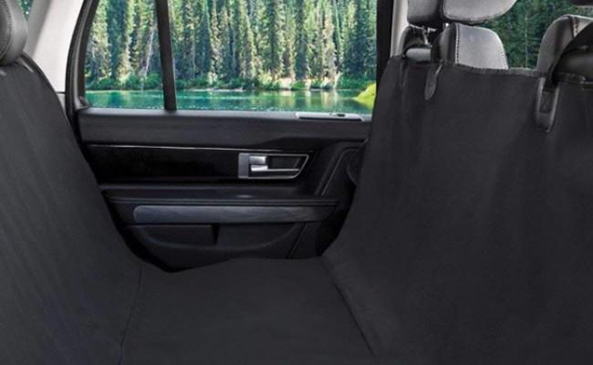 BarksBar Waterproof Dog Car Seat Cover