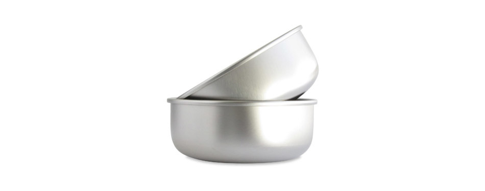 Basis Pet USA Stainless Steel Dog Bowl