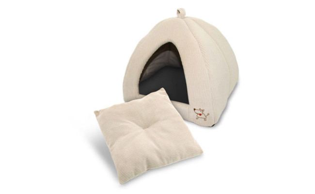 Best Pet Supplies Dog Igloo Bed