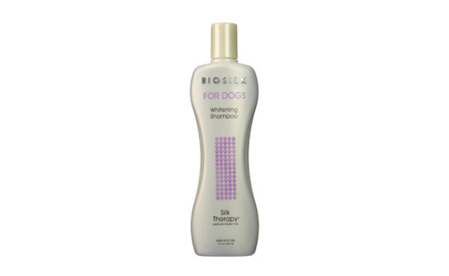 BioSilk Therapy Whitening Shampoo for Dogs