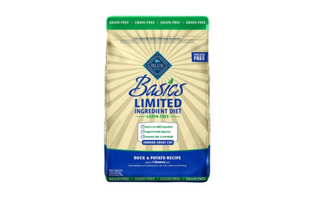 Blue Buffalo Basics Limited Ingredient Diet Cat Food