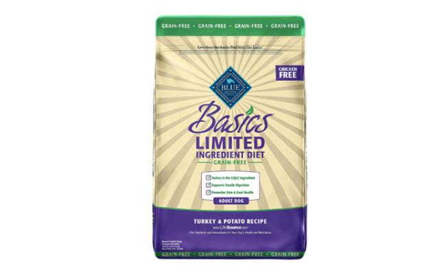 Blue Buffalo Basics Limited Ingredient Diet Dog Food