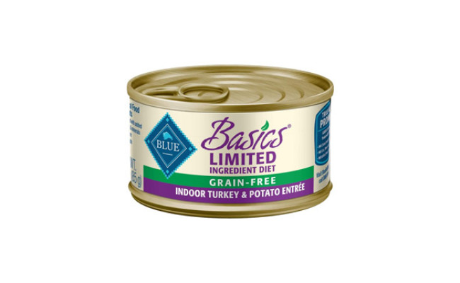 Blue Buffalo Basics Limited Ingredient Wet Cat Food