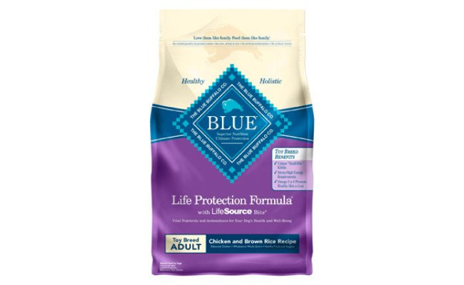 Blue Buffalo Blue Life Protection Toy Breed Dog Food