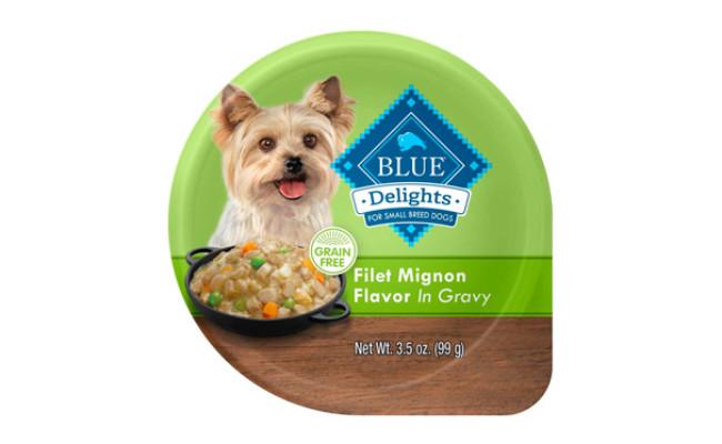 Blue Buffalo Divine Delights Wet Dog Food Cups