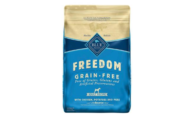 Blue Buffalo Freedom Grain Free Dry Dog Food
