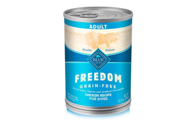 Blue Buffalo Freedom Grain Free Wet Dog Food