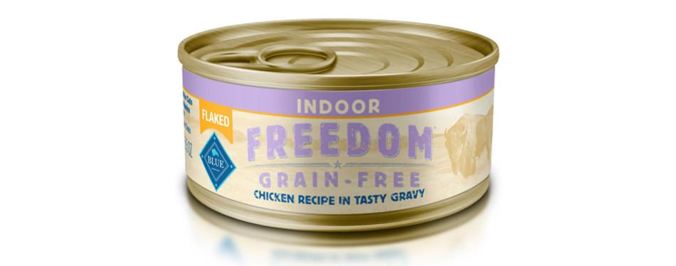 Blue Buffalo Grain Free Food for Cats