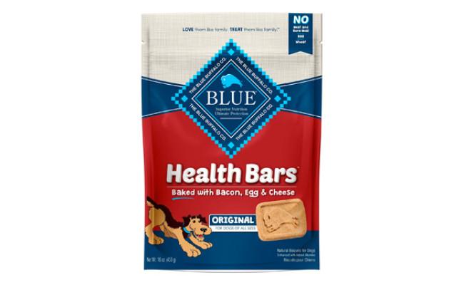 Blue Buffalo Health Bars Natural Dog Treats