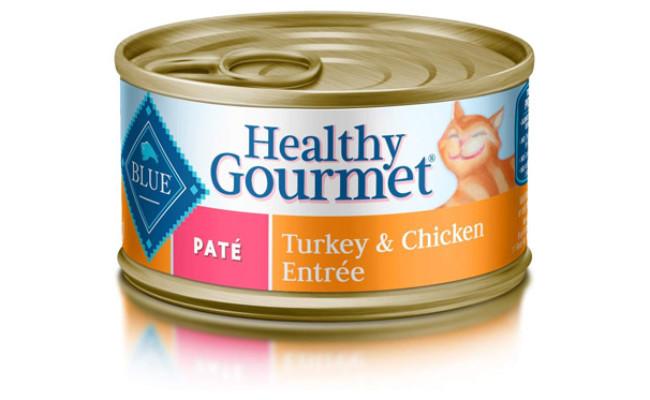 Blue Buffalo Healthy Gourmet Wet Cat Food