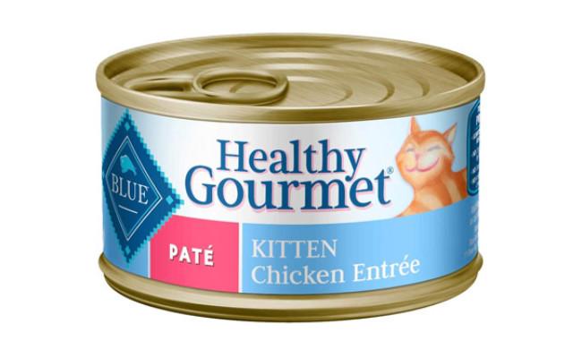 Blue Buffalo Healthy Gourmet Pate Kitten