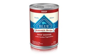 Blue Buffalo Homestyle Recipe Wet Dog Food