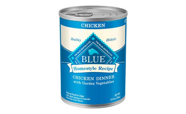 Blue Buffalo Homestyle Recipe Wet Dog Food