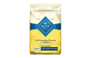 Blue Buffalo Life Natural Adult Healthy Weight Dry Dog Food