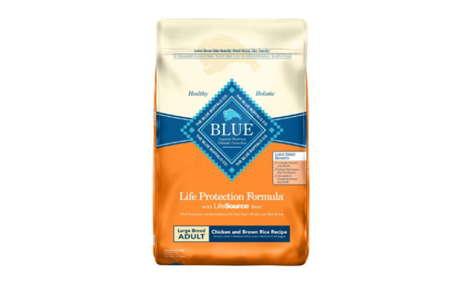 Blue Buffalo Life Protection Formula Large Breed Dog Food