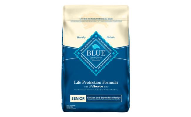 Blue Buffalo Life Protection Formula Senior Dog Food