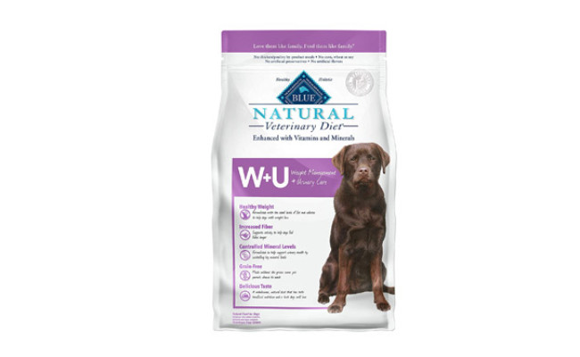 Blue Buffalo Natural Veterinary Diet for Dogs
