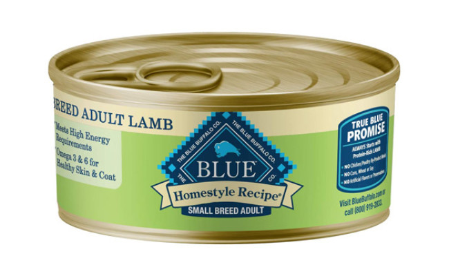 Blue Buffalo Small Breed Wet Dog Food