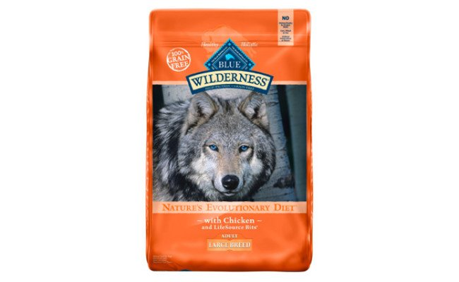 Blue Buffalo Wilderness Dog Food for Mastiffs