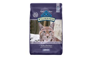 Blue Buffalo Wilderness Dry Cat Food