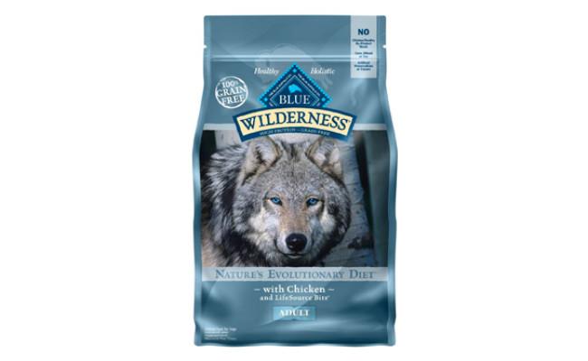 Blue Buffalo Wilderness High Protein Dog Food