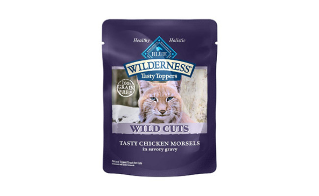 Blue Buffalo Wilderness High Protein Grain Free Cat Food