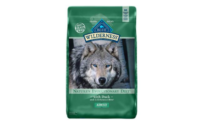 Blue Buffalo Wilderness High Protein Grain Free Dry Dog Food