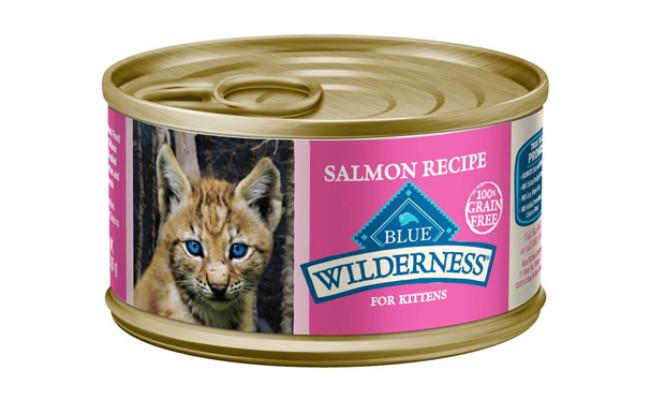 Blue Buffalo Wilderness High Protein Wet Cat Food
