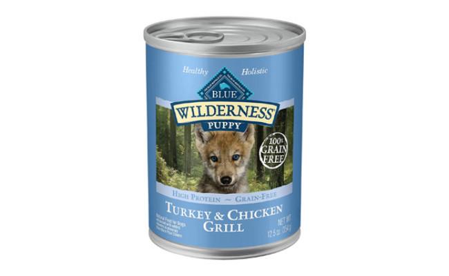 Blue Buffalo Wilderness High Protein Wet Puppy Food