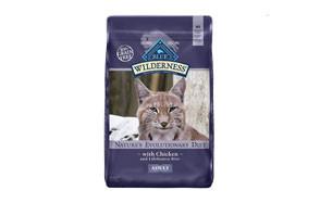 Blue Buffalo Wilderness Adult Dry Cat Food