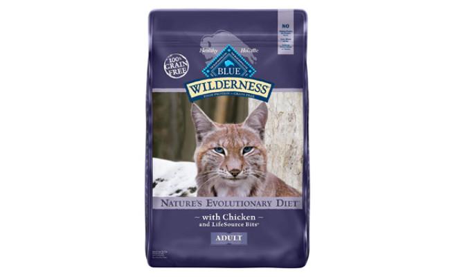 Blue Buffalo Wilderness Natural Cat Food