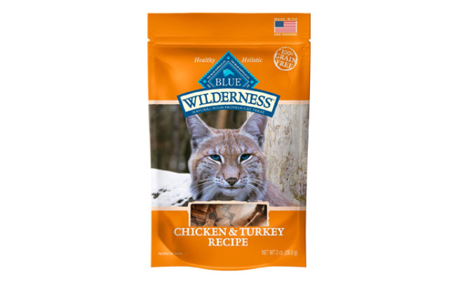 Blue Wilderness Grain-Free Cat Treats