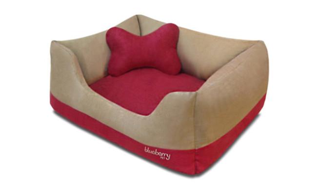 Blueberry Pet Heavy Duty Dog Bed