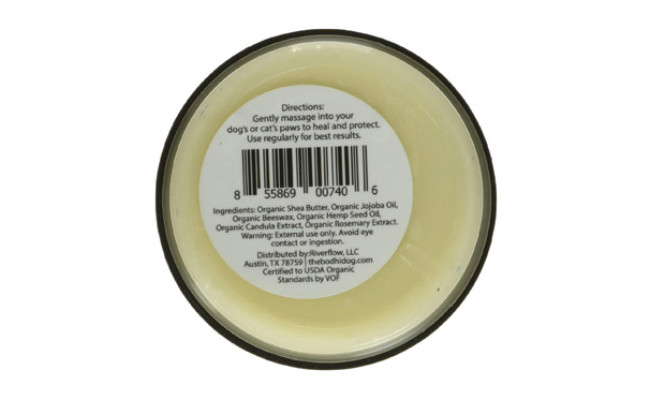 Bodhi Dog Paw Protection Wax for Dogs