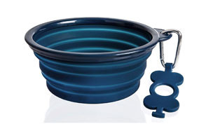 Bonza Large Collapsible Dog Bowl