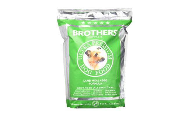 Brothers Complete Lamb & Egg Premium Dog Food
