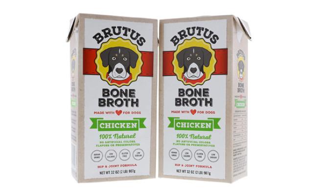 Brutus Bone Broth for Dogs