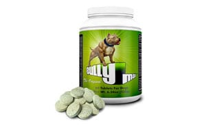 Bully Max Dog Weight Gain Supplements