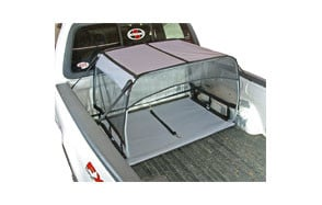 Bushwhacker K9 Canopy Tether Dog Bed for Truck